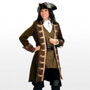 Mary Read Ladies Pirate Coat